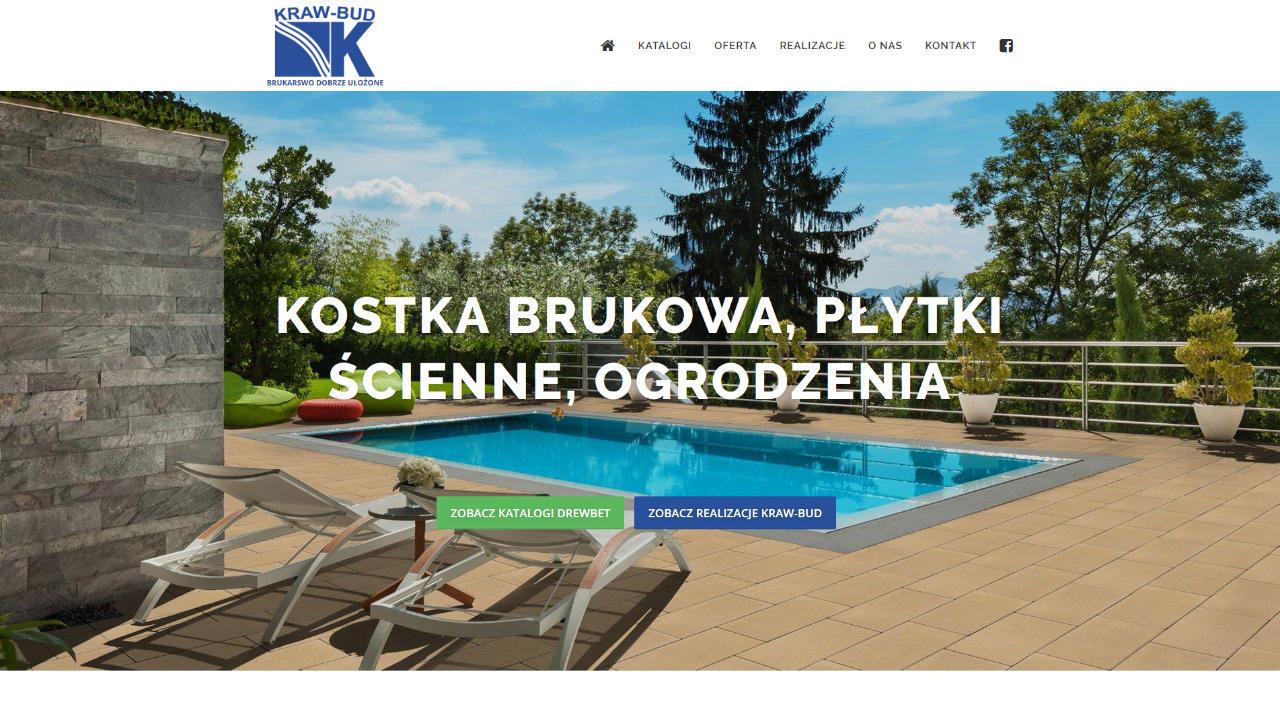 www.kraw-bud.pl Firmowa strona www