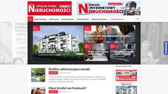 www.orn24.pl Serwis informacyjny