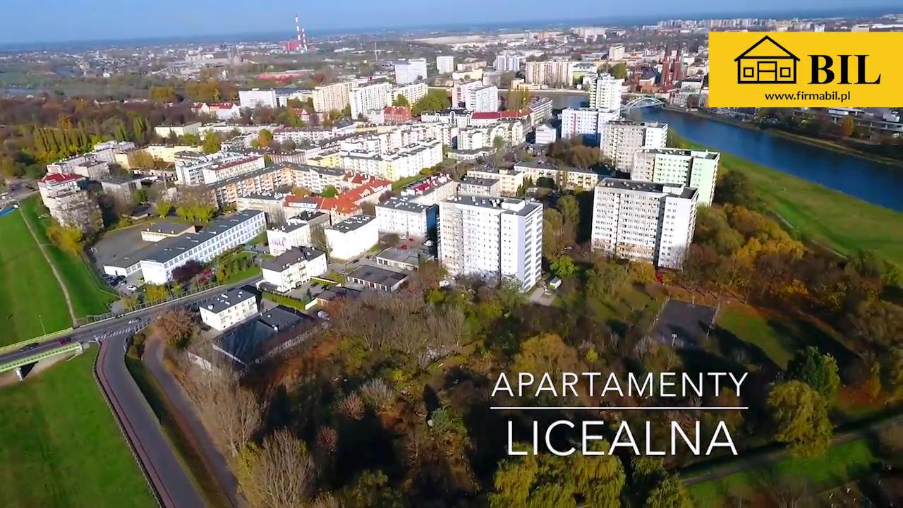 Apartamenty Licealna Film promocyjny