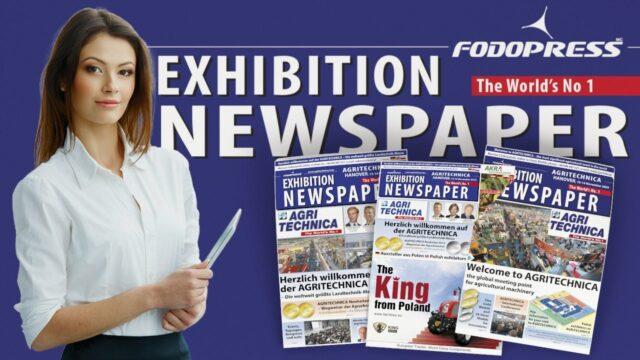 Exhibition Newspaper Wydawnictwo targowe