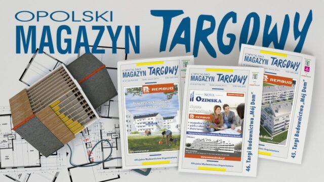 Opolski Magazyn Targowy Wydawnictwo targowe