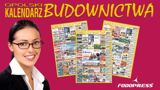 Opolski Kalendarz Budownictwa Kalendarze branżowe