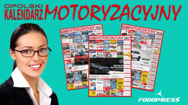 Opolski Kalendarz Motoryzacyjny Kalendarze branżowe