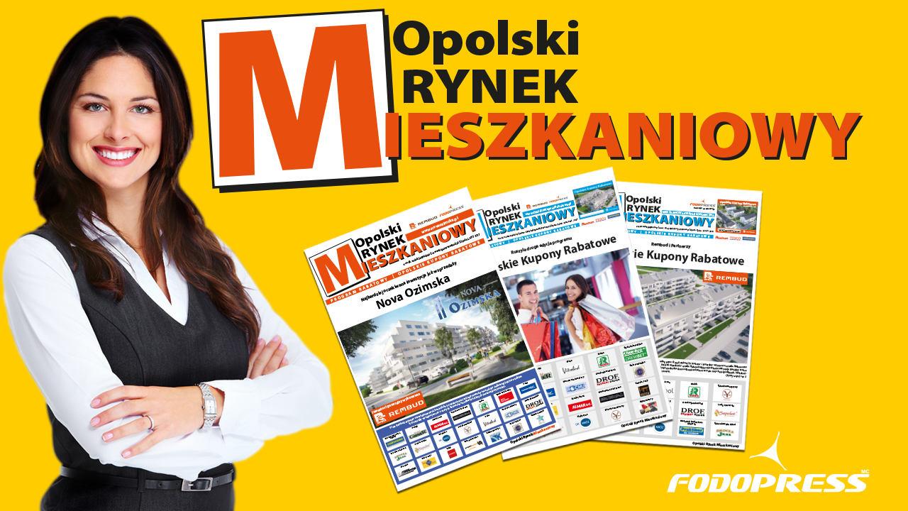 Opolski Rynek Mieszkaniowy Wydawnictwo tematyczne