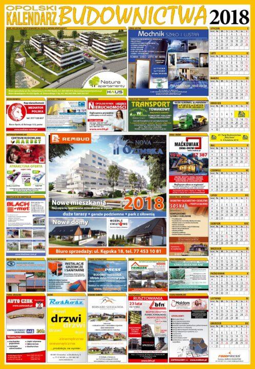 Opolski Kalendarz Budownictwa