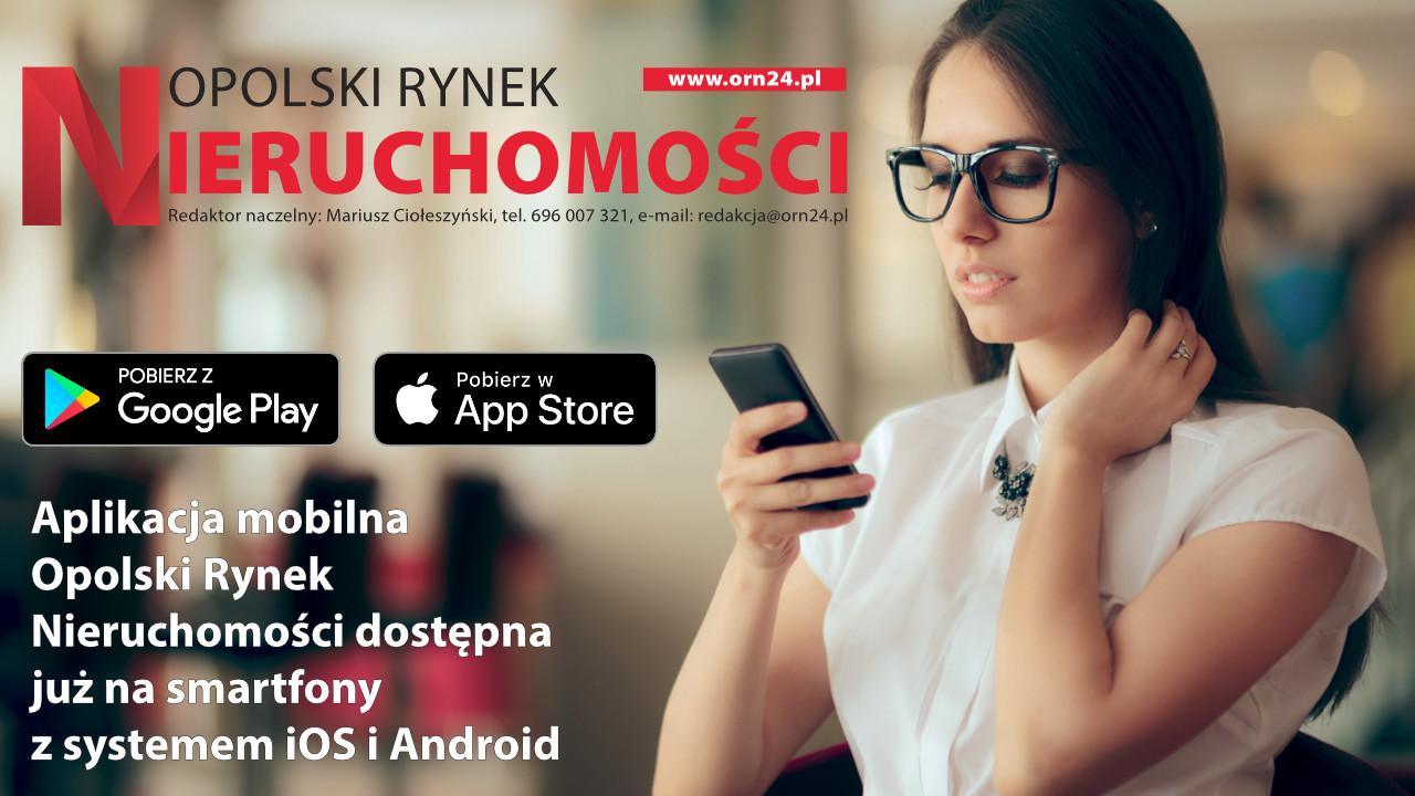 Aplikacja Opolski Rynek Nieruchomości
